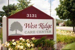 West Ridge Care Center Cedar Rapids, Iowa