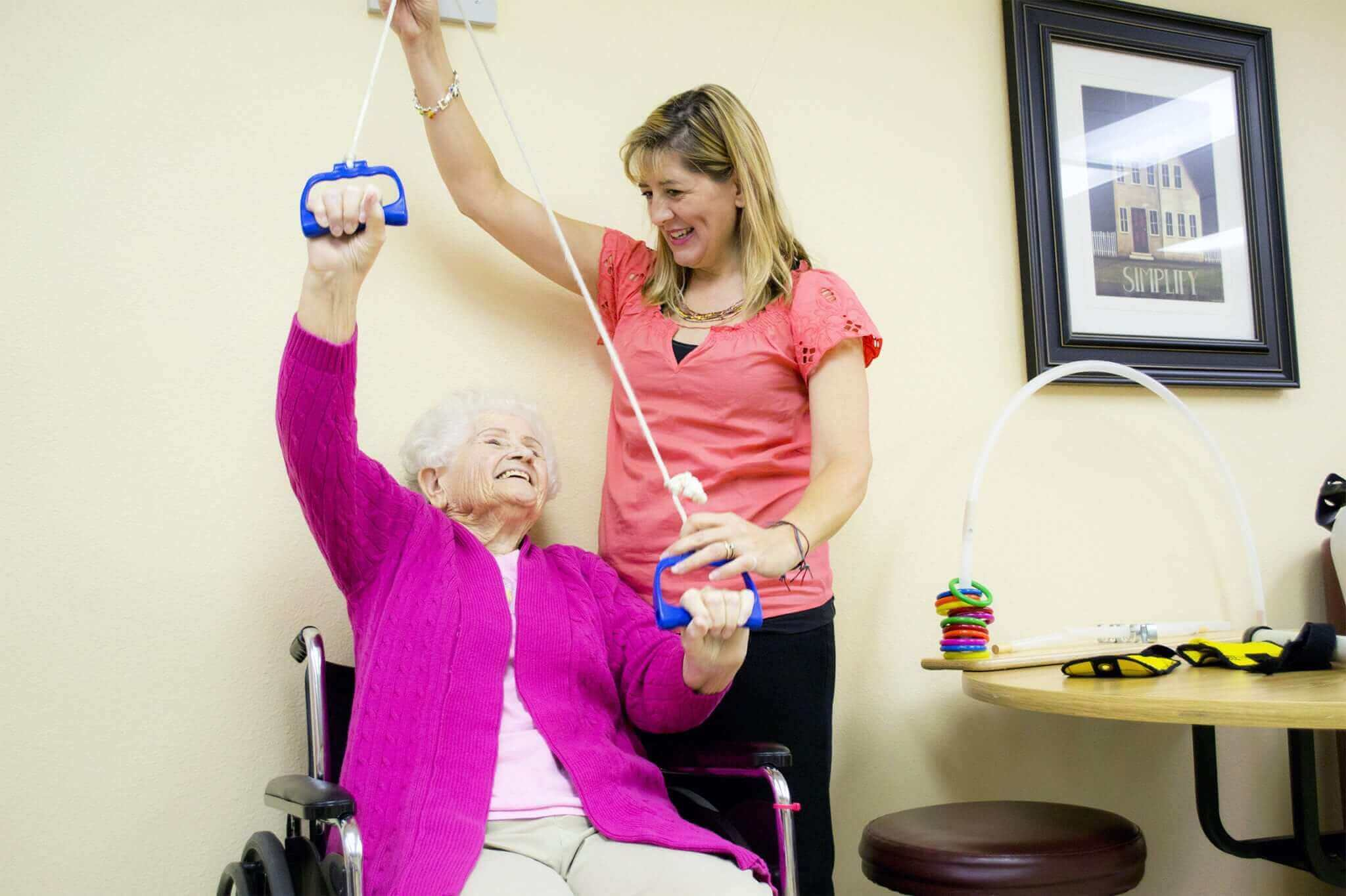 Skilled Care at West Ridge